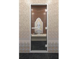 Двери Doorwood стекло прозрачное