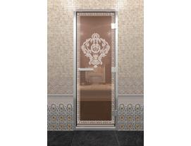Дверь DoorWood с рисунком Версаче