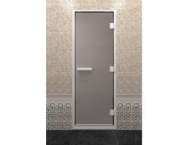 Двери для хамам сатин