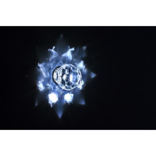 Комплект звездного неба на 30 кристаллов №4 Б, (Mini RGBW 30хHR20) с плавным изменением цвета