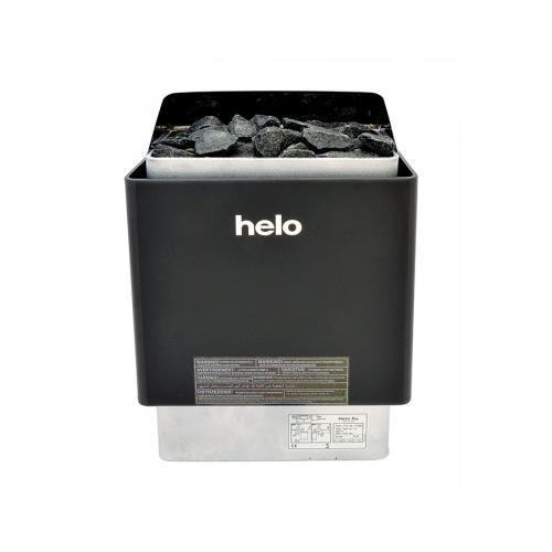 Печь для бани, сауны Helo CUP с встроенным управлением