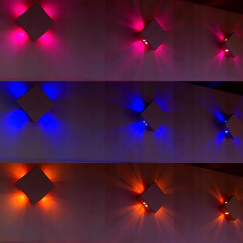 Светодиодный светильник Licht-2000 Quadro для сауны