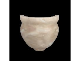 Светильник мраморный МС01