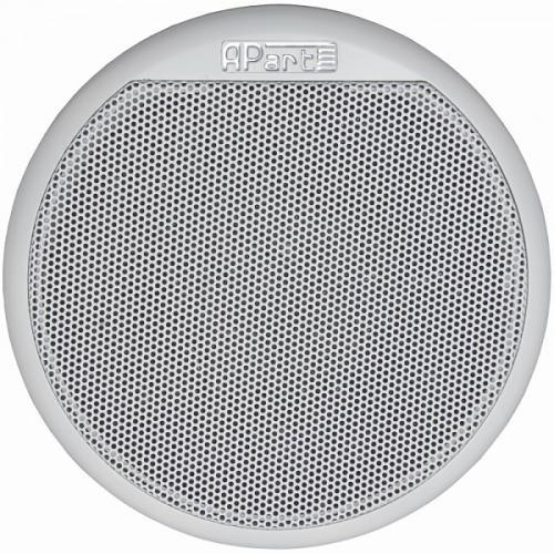 """Аудиоколонки влагозащищенные IP65 для хамама (двухполосные с НЧ динамиком 8"""" и ВЧ динамиком 1"""")"""