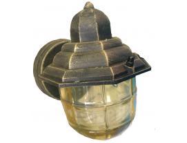 Влагозащищенный плафон  Тип В (под бронзу)