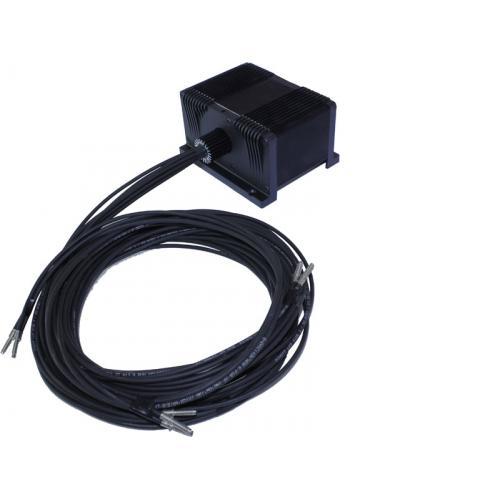 Комплект звездного неба CariittiVPAC-1527-L114, 10 точек 3 мм + 1- 6 мм, для освещения в сауне