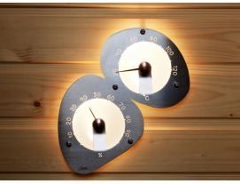 Термометр-гигрометр с подсветкой