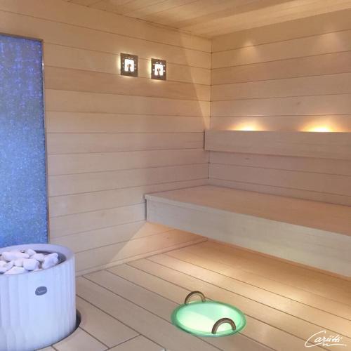 """Cariitti """"Sauna Led"""" 2700 K 6 диодов для освещения бани, сауны."""