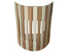 Деревянный абажур для светильника Комбо.