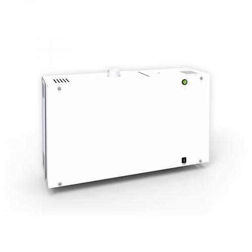 Тэновый парогенератор Hygromatik HeaterSlim HS06-BS-TF для турецкой бани, хамам.