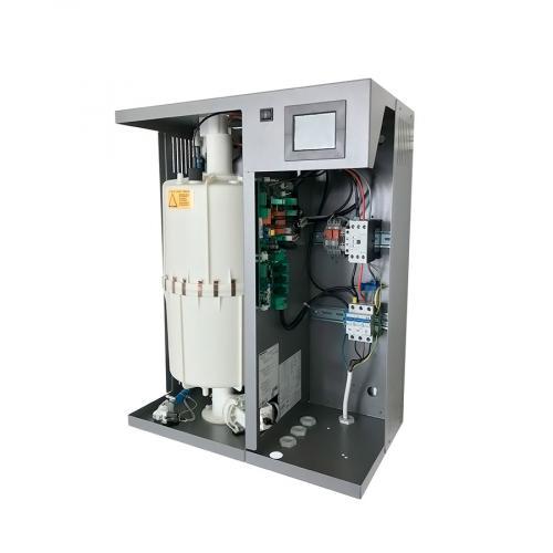 Электродный парогенератор Hygromatik FlexLine FLE30-TSPA для турецкой бани, хамам.