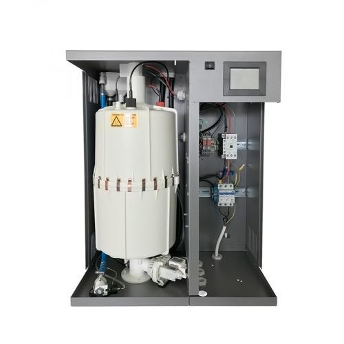 Электродный парогенератор Hygromatik FlexLine FLE25-TSPA для турецкой бани, хамам.