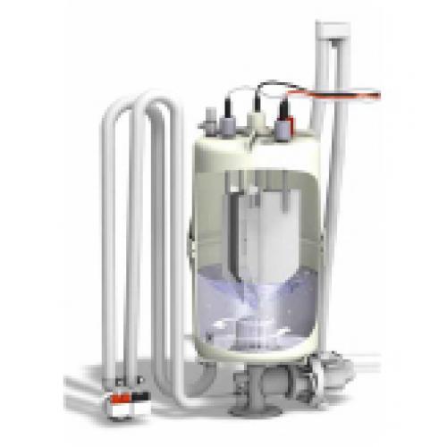 Дополнительная система очистки парогенераторов Hygromatik Super Flush.