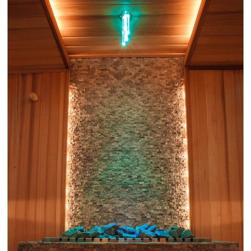 Светильник для бани и сауны Licht-2000 Glasstab